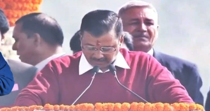 Arvind Kejriwal Takes Oath As Delhi Chief Minister For Third Term, Retains Old Cabinet