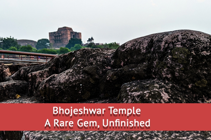 The Bhojeshwar Shiva Temple Is An Unfinished Masterpiece