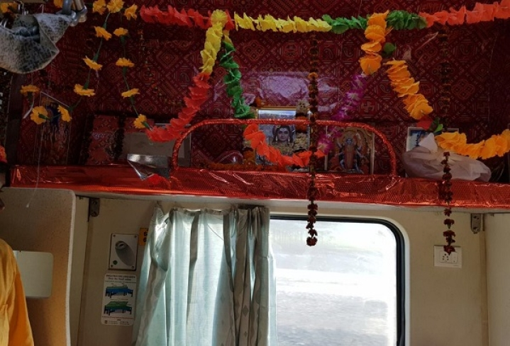 In A First, Indian Railways Reserves Seat For Lord Mahakal In IRCTC's Kashi Mahakal Express