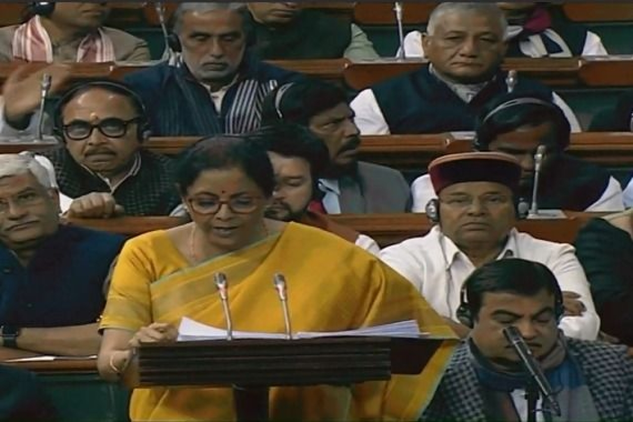 National Recruitment Agency For Non-Gazetted Posts In Government And PSBs To Be Set Up: FM Nirmala Sitharaman