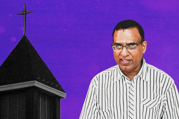 Church Ignored Complaints For 22 Years Against Kerala Priest, And This Is How The Serial Sex Offender Was Finally Nailed
