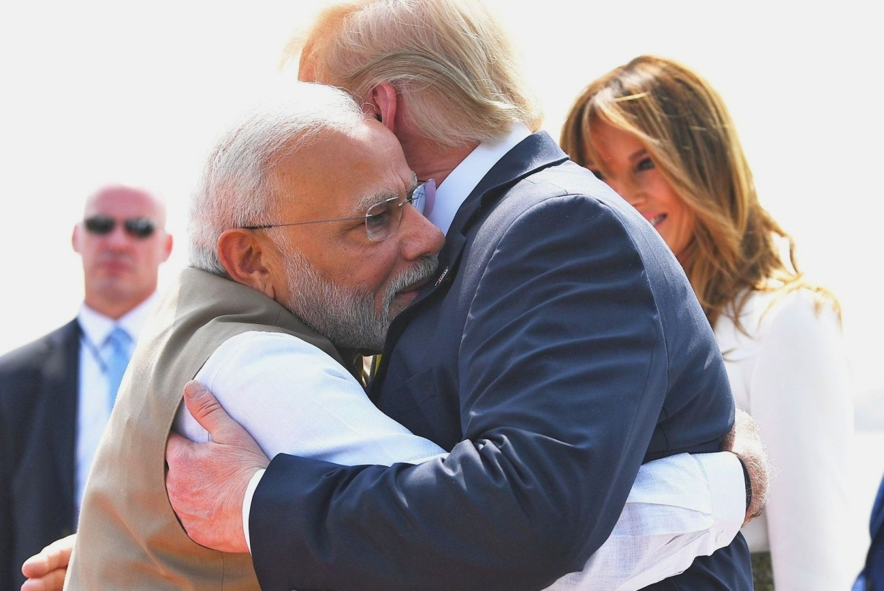 PM Modi and Donald Trump