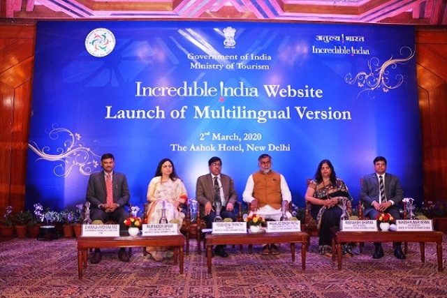 Incredible India Website Launched In Arabic, Chinese And Spanish To Boost Tourism From These Countries