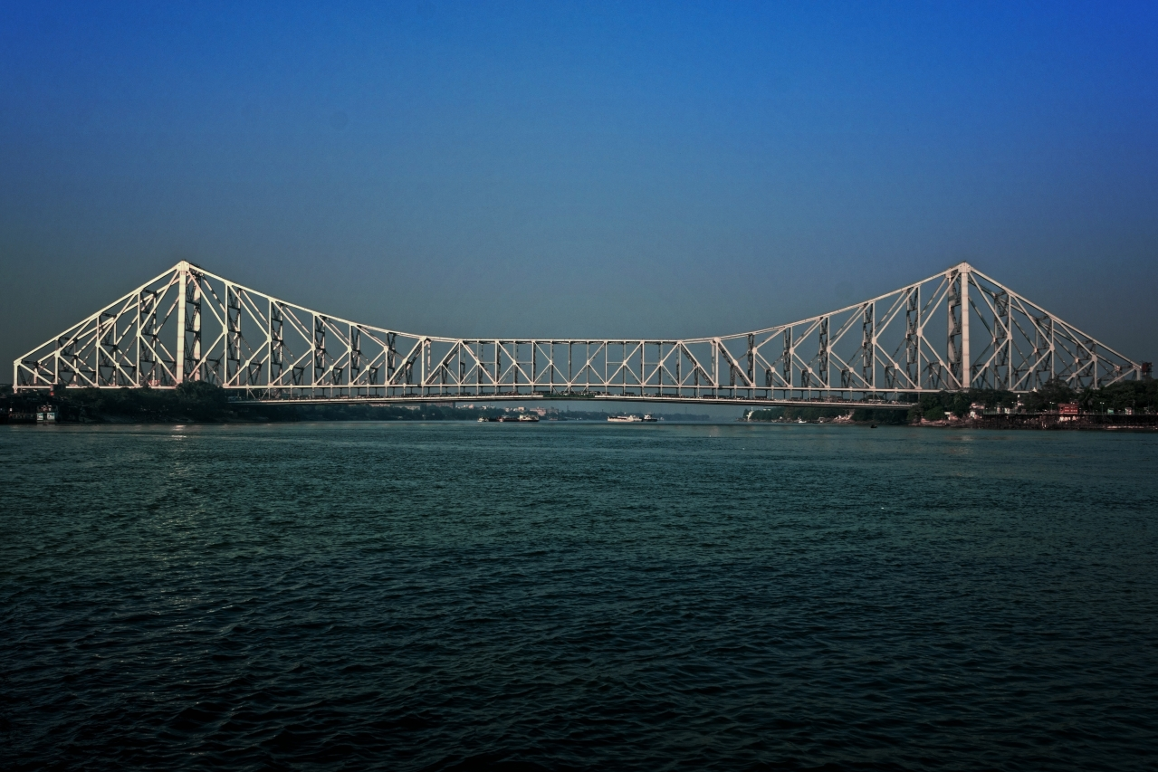 Howrah Bridge<br>