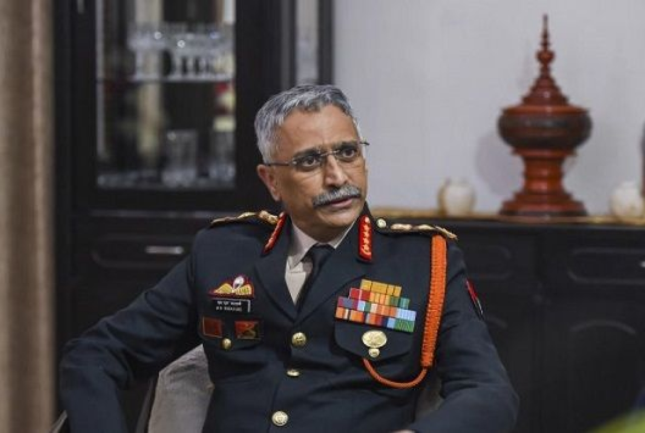 Indian Army Chief General M M Naravane Visits Ladakh Amid Tensions Between India And China Along The LAC: Report