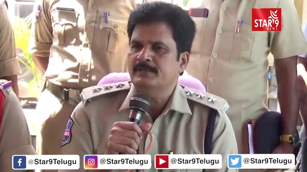 Kothagudem DSP S M Ali, Who Was Booked For Concealing Travel History Of His Covid-19+ Son, Also Tests Positive