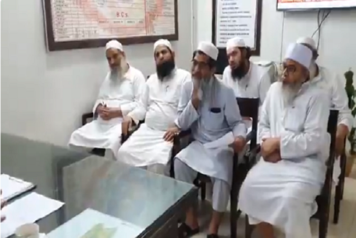 [Watch] 'Despite Warnings 2,000 Continued To Gather': Delhi Police Warns Markaz Members With Strict Action