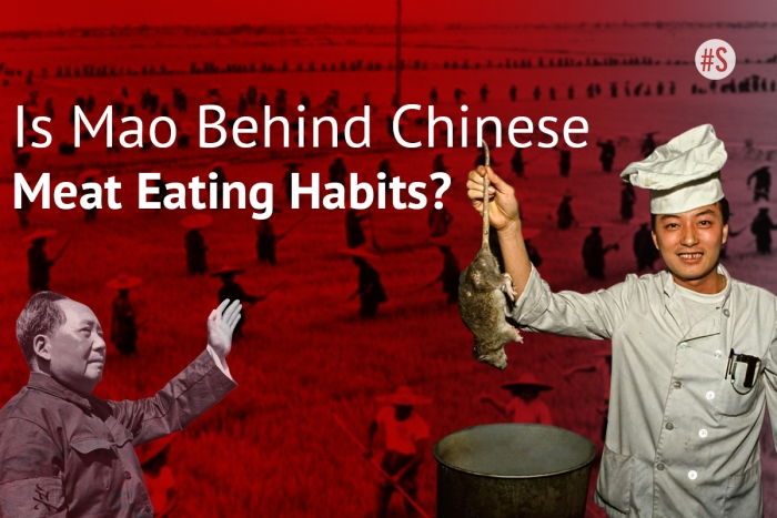 Wet Markets And Mao: The Brief Modern History Of Chinese Meat Eating