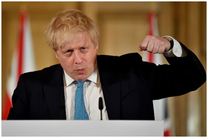 UK PM Boris Johnson Admitted To Hospital After Showing Persistent Coronavirus Symptoms