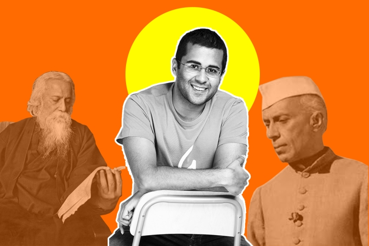 Dear Chetan Bhagat,  Hindu Rashtra Is Not A Goal To Be Attained But The Existing, Lived Reality Of Holding India Together