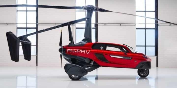 Dutch Flying Car Maker PAL-V To Set Up Manufacturing Unit In Gujarat, Production To Begin In 2021