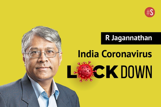 "R Jagannathan On India Lockdown: ""This Is India's First Full-Blown Urban Crisis"""