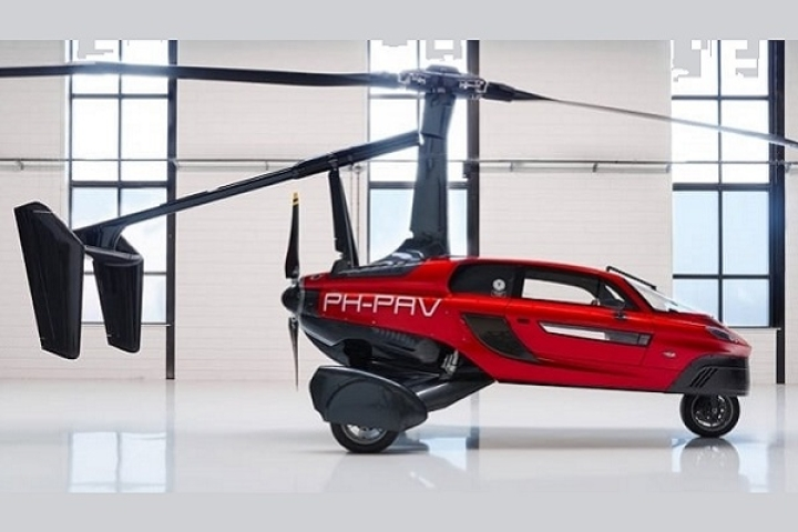 Flying Vehicles To  Become Reality As Dutch Company May Start Testing Flying Car In India Soon