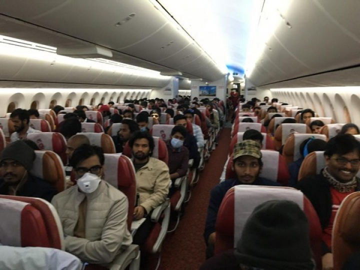 Special Air India Flight Successfully Airlifts 211 Students Stranded In COVID-19 Hit Italy