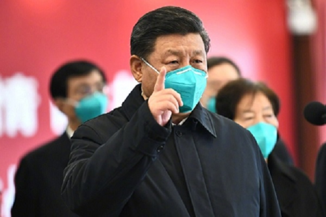 Chinese President Xi Jinping Visits Coronavirus Epicentre Wuhan City For The First Time Since Outbreak