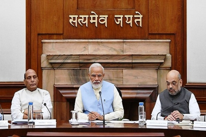 Modi Govt Slashes Salaries Of All Ministers, MPs By 30 Per Cent; MPLAD Funds To Be Used To Battle Covid-19