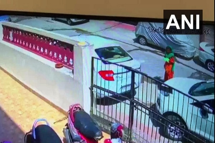 Rajasthan: Women Spit In Plastic Bags Then Throw Them In People's Houses, Shows CCTV Footage