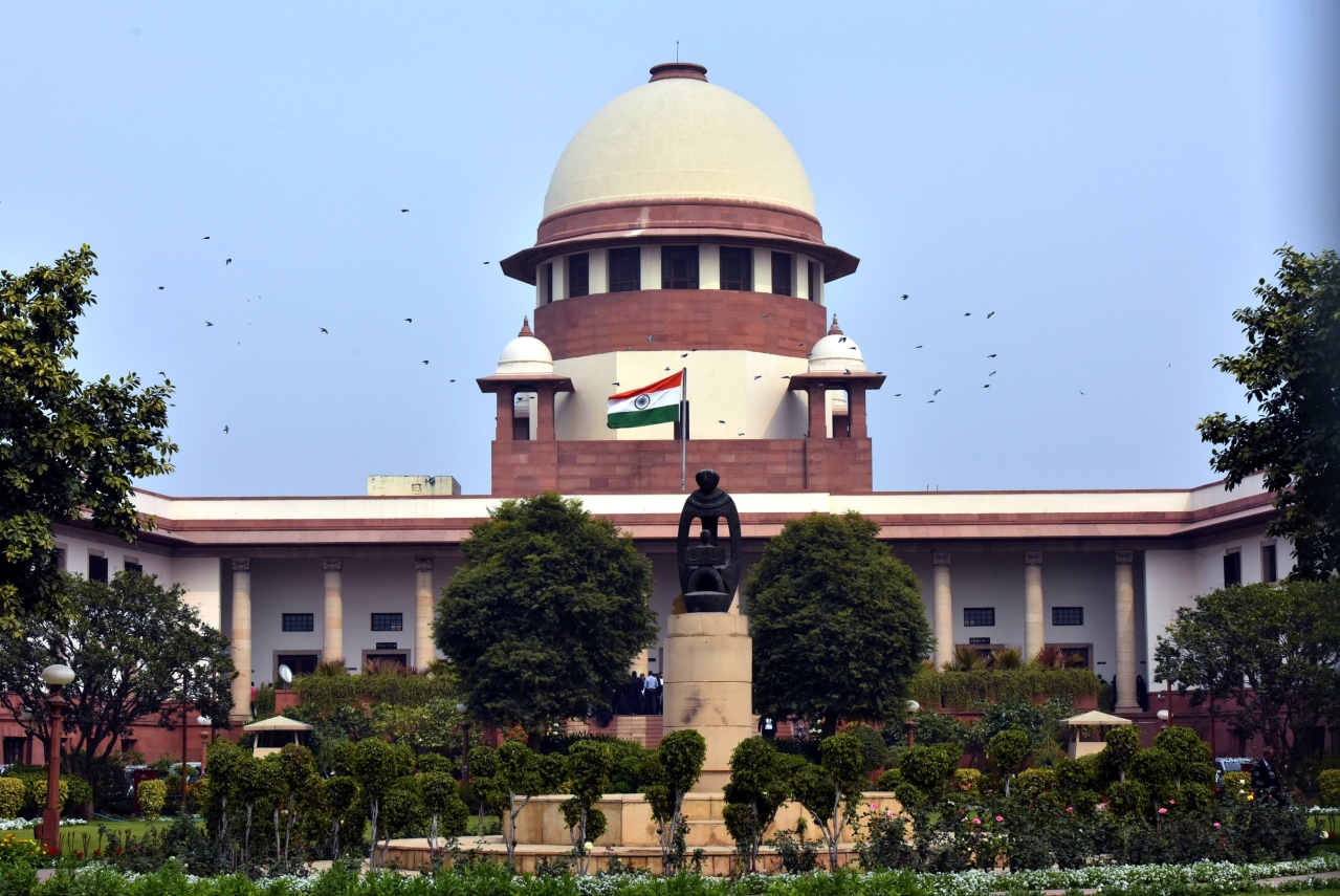 Supreme Court of India (Sonu Mehta/Hindustan Times via Getty Images)