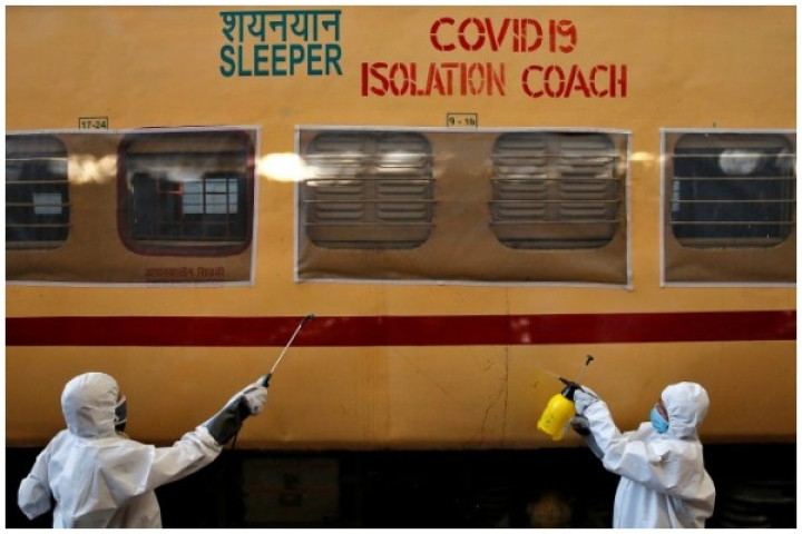 Indian Railways Planning To Reconvert Covid-19 Isolation Coaches As Demand For Shramik Specials Surges