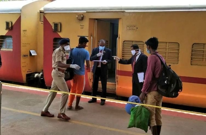 Shramik Trains: As Congestion Ends, Smooth Passage Now For Stranded Passengers On Rail Network