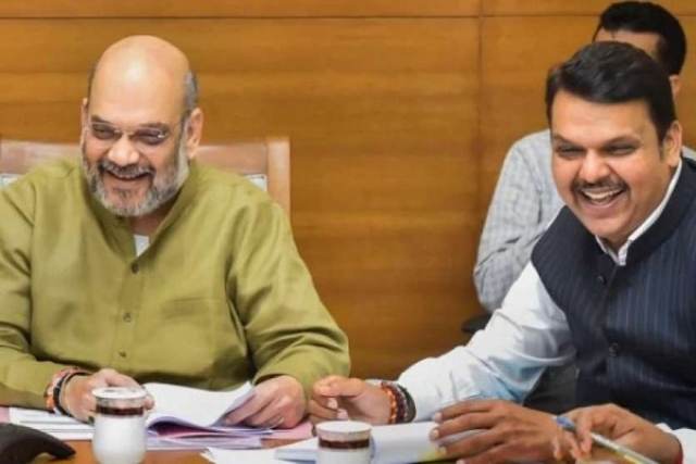 'Have Such Governments Ever Ruled For 5 Years': Fadnavis On Uddhav Govt's Prospects Of Surviving Full Term