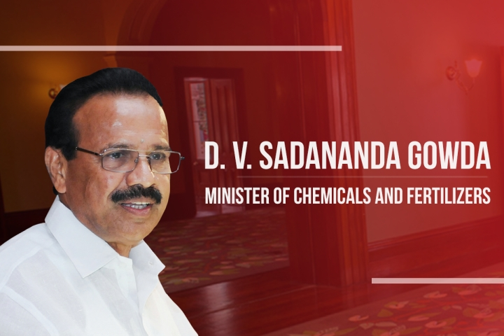 Hydroxychloroquine Production Capacity Doubled To 30 Crore Tablets A Month: Swarajya Interviews Union Minister Sadananda Gowda