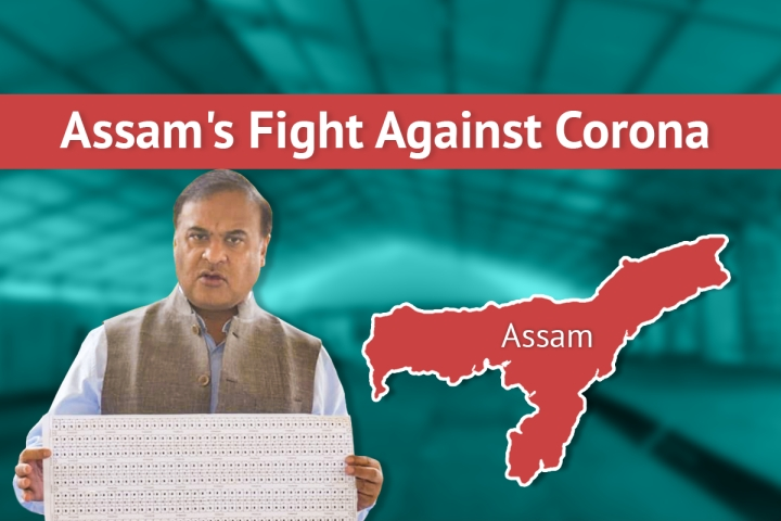 Assam's Battle Plan Against Coronavirus