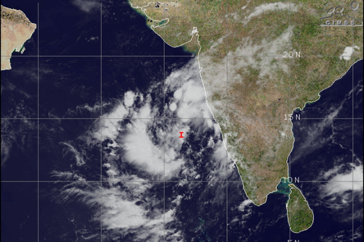 Cyclone 'Nisarga' To Cross Maharashtra, Gujarat Coasts In 2 Days: IMD