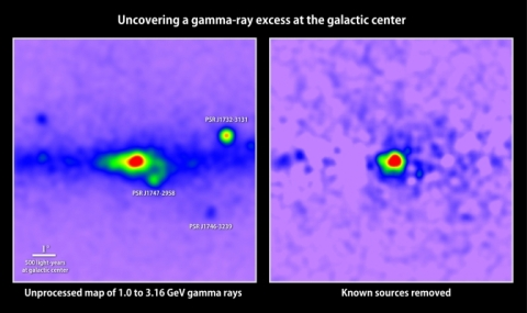 Fermi data tantalizes with new clues to dark matter