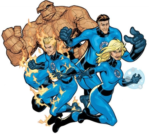 Fantastic Four Trailer May Be Unleashed Soon