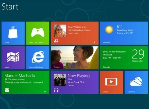 Report: Windows 8 sales are less-than-stellar