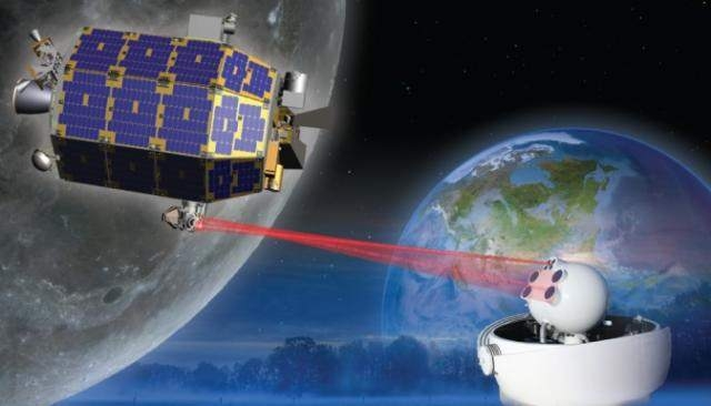 NASA's space laser to prove increased broadband possible