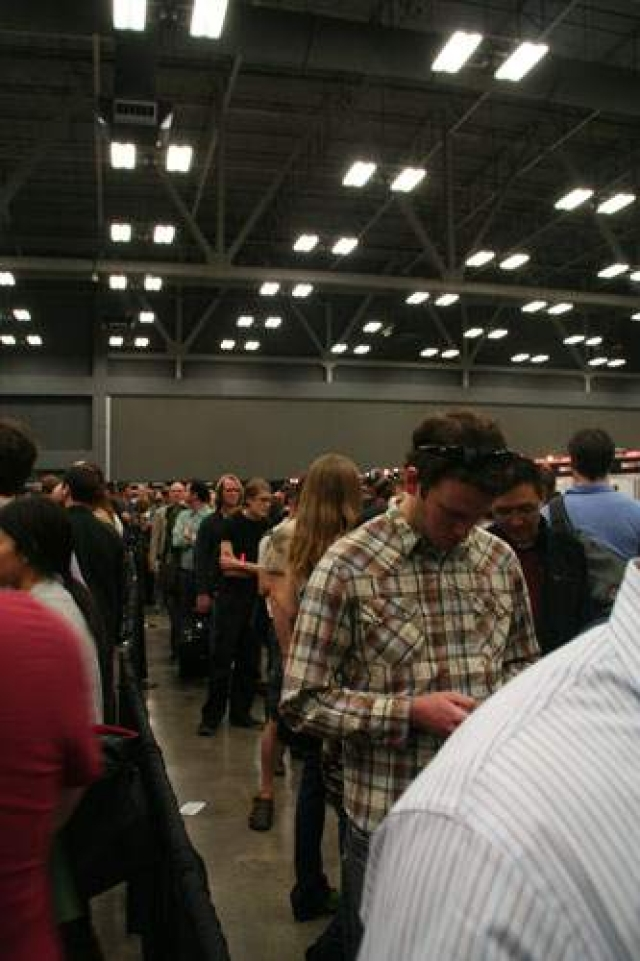 SXSW 2011: Day 1 in pictures