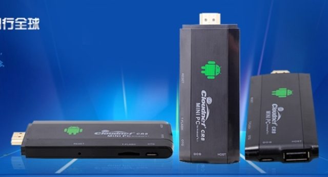 Android TV sticks go quad-core with Rockchip RK3188 SoCs