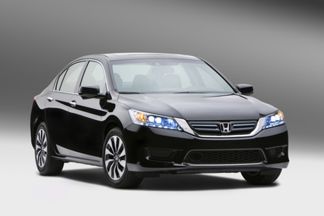 2014 Honda Accord hybrid may hit 49 MPG on city streets