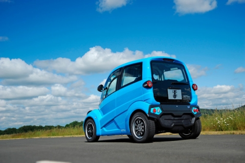 Gordon Murray mini EV to hit roads in 2016