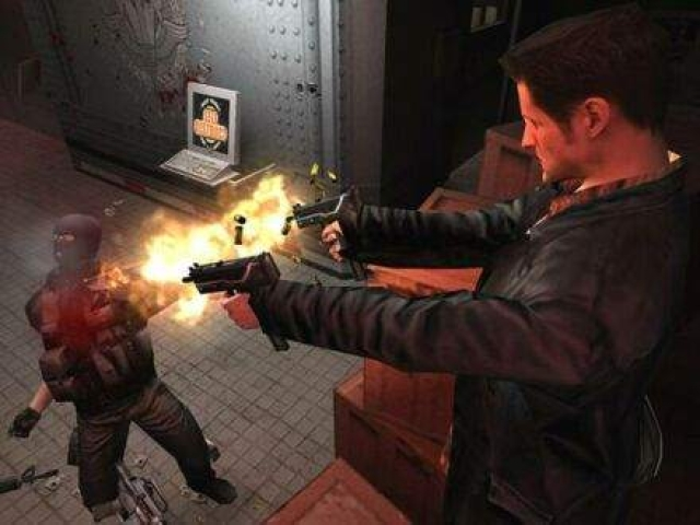 Report: Violent video games alter brain patterns