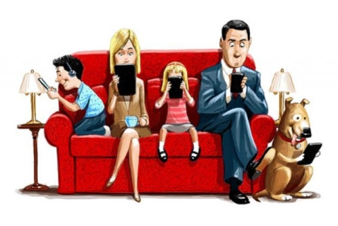 Is our virtual social life a catastrophe or an evolution?
