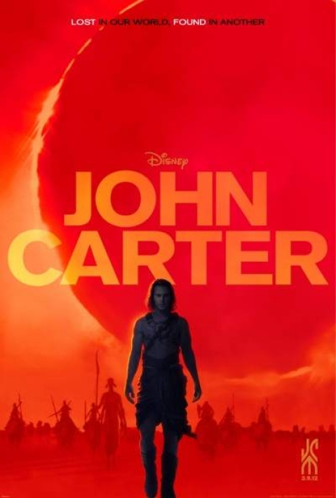 The telegraphing of John Carter