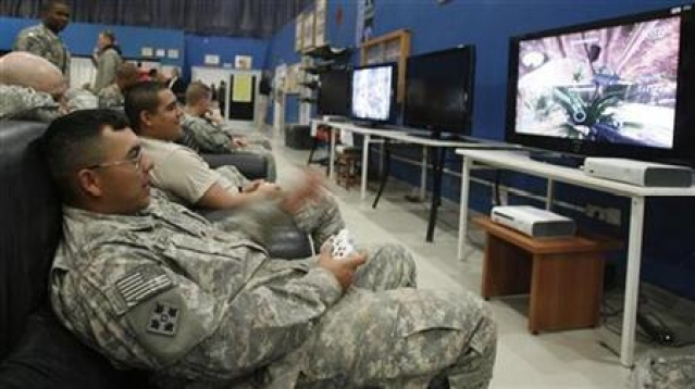 CoD, FPS and the US military