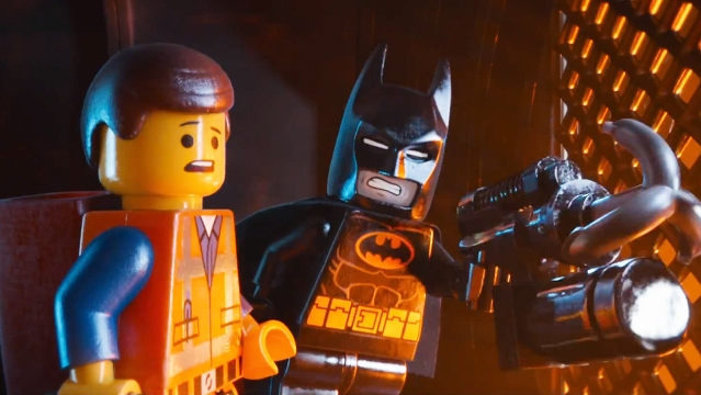 The Lego Movie Beats RoboCop at the Box Office