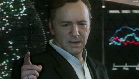Kevin Spacey Is Coming to Call of Duty