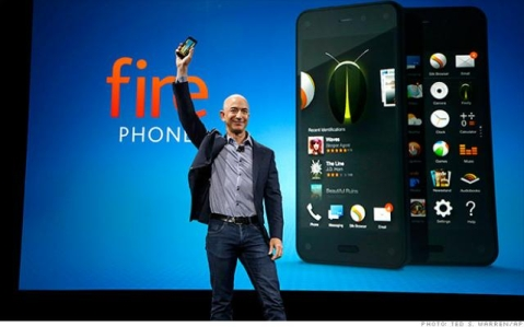 Amazon's 3D Fire Phone: boom or bust?