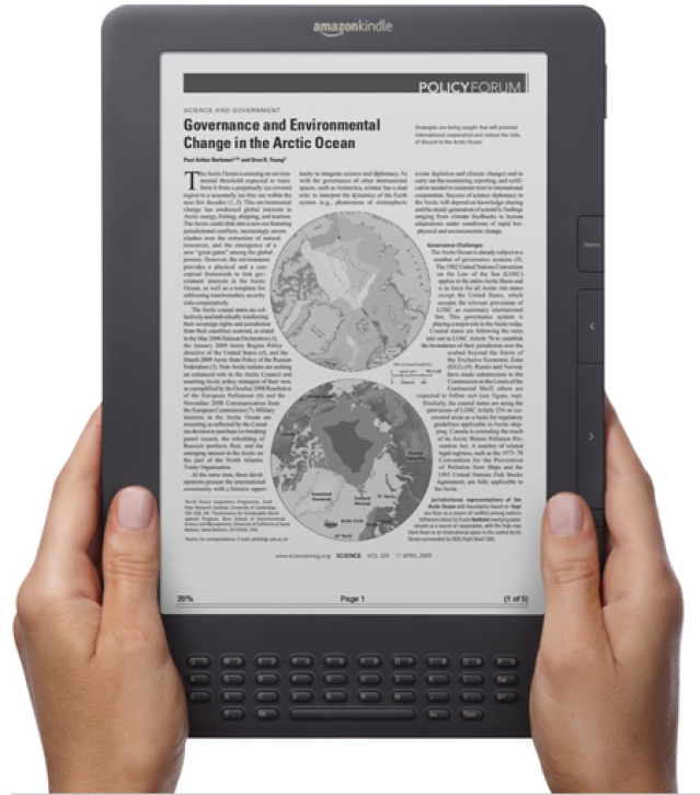 From Amazon's Kindle to the TiVo