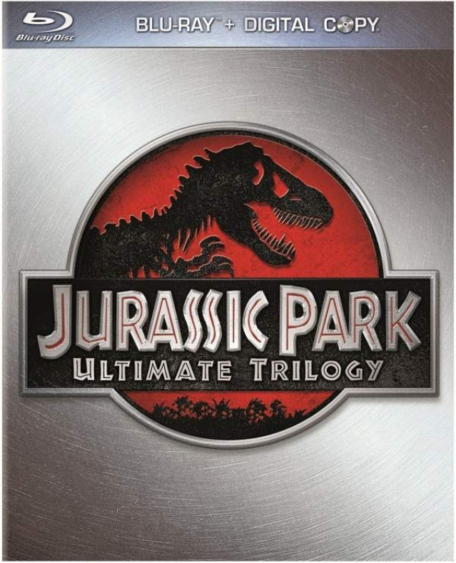 Review: Jurassic Park goes Blu-ray
