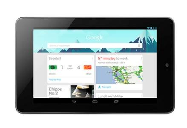 Is Google prepping an upgraded Nexus 7?
