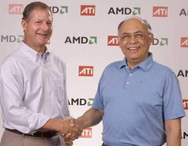 Former ATI chief executive leaves AMD