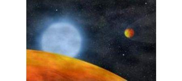 Distant planets show Earth's fiery future