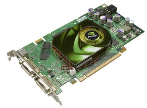 Nvidia releases 7900 GS, announces 7950 GT graphics chips