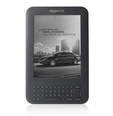 Amazon offers ad-supported Kindle for $114